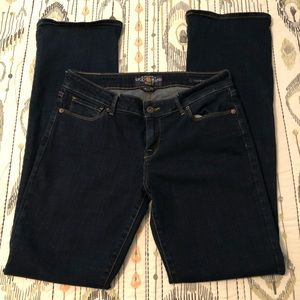 Lolita Boot Style Jeans